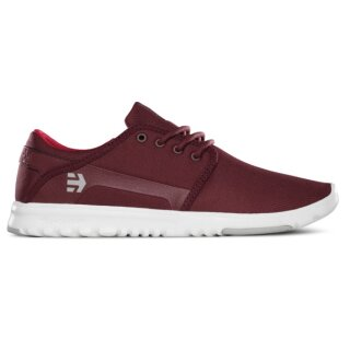 Scout Schuh - burgundy Us 8