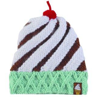 Cone Beanie - mint