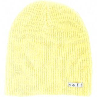 Daily Beanie - light yellow