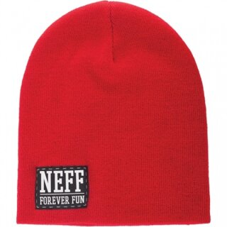 Forever Fun Beanie - red