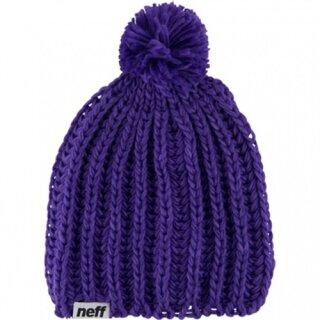 Curse Beanie - purple osfa