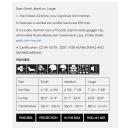 Classic 2.0 Snow Helm - black rasta gloss - S