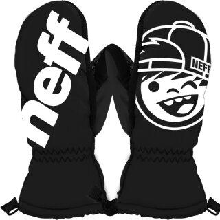 Youth Character Overmitt Handschuh - black - S/M