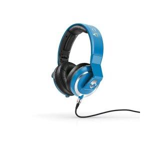 Mix Master DJ Kopfhörer - Mic 3 blue osfa