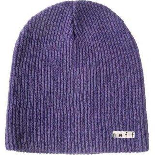 Daily Beanie - dark purple
