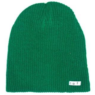 Daily Beanie - green osfa