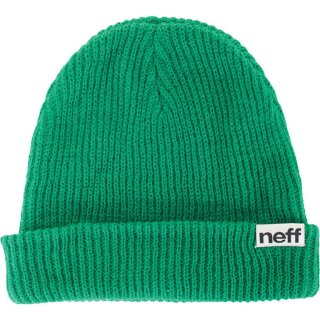 Fold Beanie - green