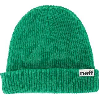 Fold Beanie - green - osfa