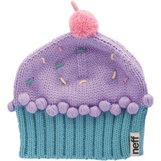 Cupcake Beanie - confetti osfa
