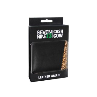 Cash Cow Wallet - leopard