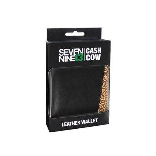 Cash Cow Wallet - leopard osfa