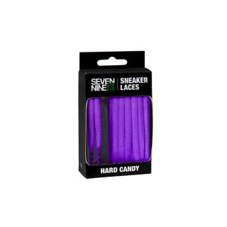 Hard Candy Laces Round - purple