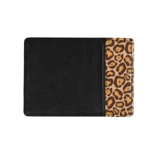 Pocket Money Wallet - leopard