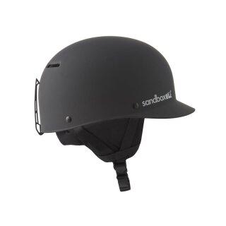 Classic 2.0 Snow Helm - black