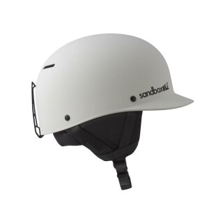 Classic 2.0 Snow Helm - white