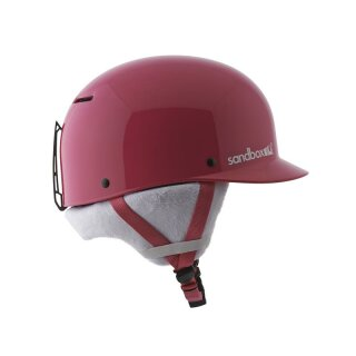 Classic 2.0 Snow Kids Helm - bubblegum