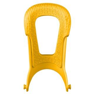 ST Highbacks - mellow yellow