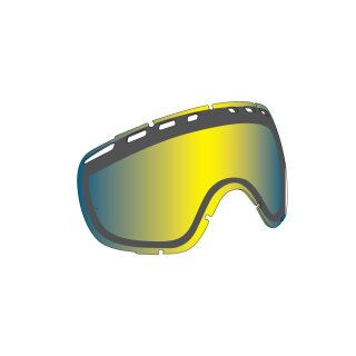 D2 Replacement Lens - yellow blue ionized