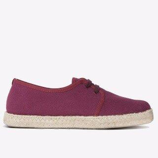 Canyeret Schuh - burgundy