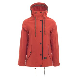 Ws Cypress Jacket  - Crimson