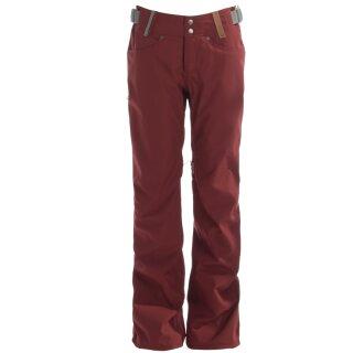 Ws Standard Pant - maroon