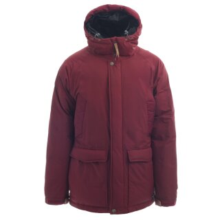 Ms Redwood Down Jacket - maroon
