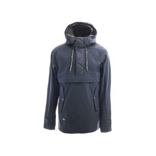 Ms Scout Side Zip Jacket - Navy