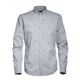 Anchors Hemd - grey