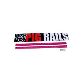 Pig Rails - pink