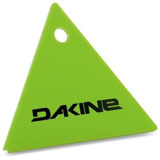 Triangle Scraper Abziehklinge - green