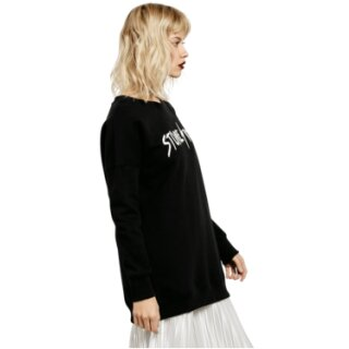 Me Too Sweatshirt - black