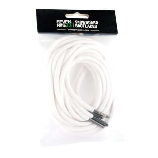 Snowboard Boot Laces - white