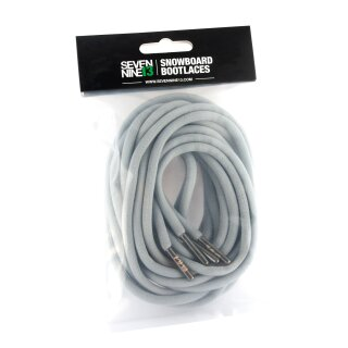 Snowboard Boot Laces - grey