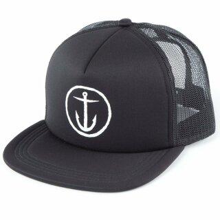 Og Anchor Trucker Cap - black