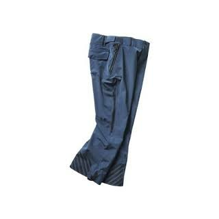 Corkshell Summit Pant - navy