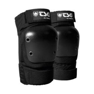TSG All-Terrain Elbow Pads - black