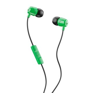 SC Jib In-Ear W/Mic 1 - green black green