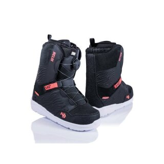 Helix Spin Boots - black