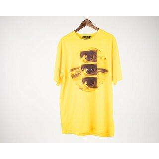Tripping T-Shirt - yellow purple