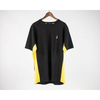 Little Boy T-Shirt - black yellow