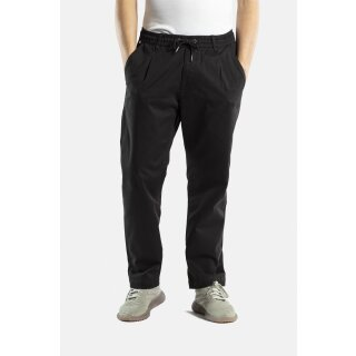 Reflex Loose Chino Pant - black