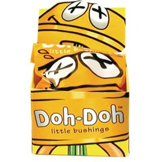 Doh-Doh 92A Bushings - yellow