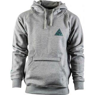 Alleyesonme Kapuzensweater - heather grey