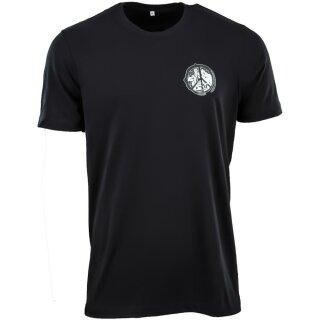 Circle Logo T-Shirt - black