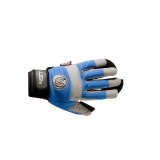 Lush Freeride Gloves - blue