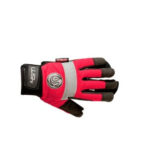 Lush Freeride Gloves - red