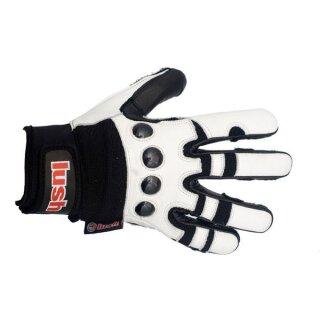 Lush DLX Race Gloves - black white