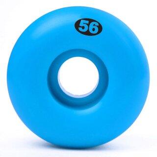 56mm Blue Minilogo Wheels Set
