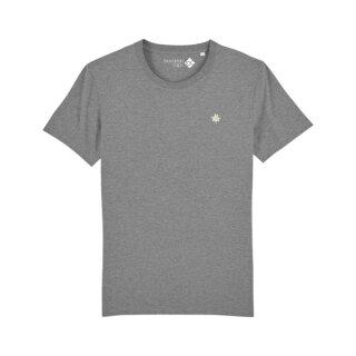Edelweiß T-Shirt - hellgrau