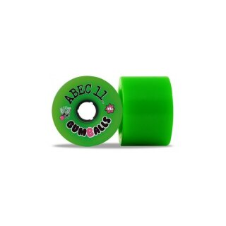 ABEC 11 Gumball Rollen 78A - green